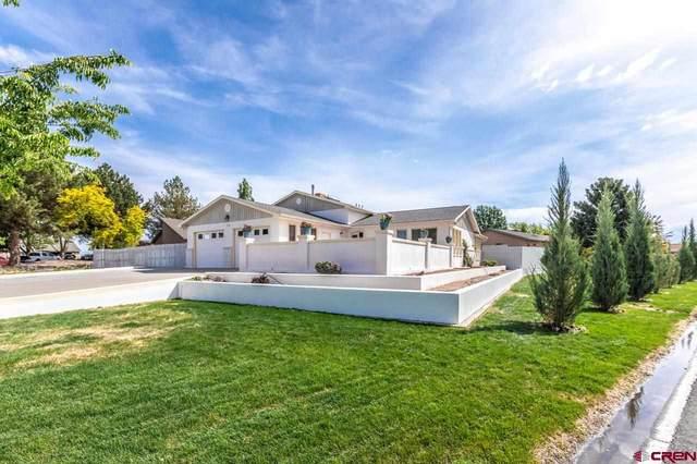 576 Rio Linda Lane, Grand Junction, CO 81507 (MLS #782354) :: Dawn Howe Group | Keller Williams Colorado West Realty