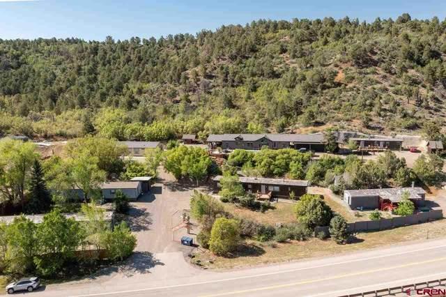 28146 Hwy 160, Durango, CO 81301 (MLS #782376) :: Durango Mountain Realty