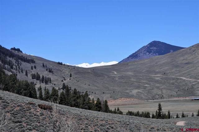 Lot 25 Elk Lane, Almont, CO 81210 (MLS #782426) :: The Howe Group | Keller Williams Colorado West Realty
