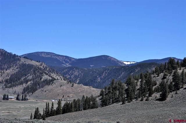Lot 24 Elk Lane, Almont, CO 81210 (MLS #782427) :: The Howe Group | Keller Williams Colorado West Realty