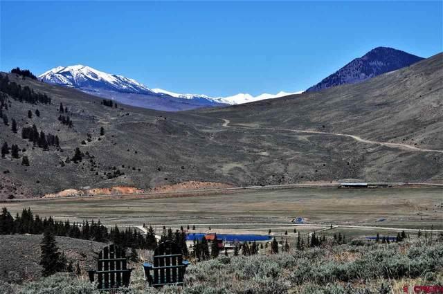 Lot 26 Elk Lane, Almont, CO 81210 (MLS #782428) :: The Howe Group | Keller Williams Colorado West Realty