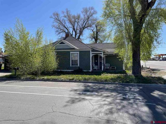 718 W Tomichi, Gunnison, CO 81230 (MLS #782442) :: The Howe Group | Keller Williams Colorado West Realty