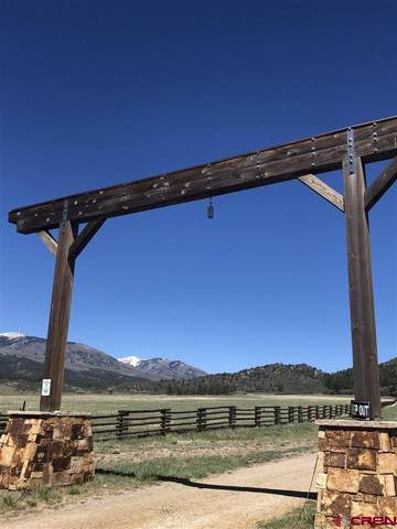 TBD Maggie Rock Ranch Road Lot 1, Hesperus, CO 81326 (MLS #782505) :: Durango Mountain Realty