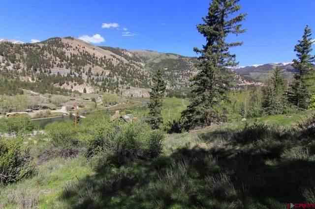 1531 Monte Queen Roads, Lake City, CO 81235 (MLS #782506) :: The Howe Group | Keller Williams Colorado West Realty