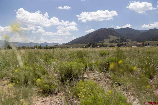 406 Commodore Drive, Creede, CO 81130 (MLS #782655) :: The Howe Group   Keller Williams Colorado West Realty