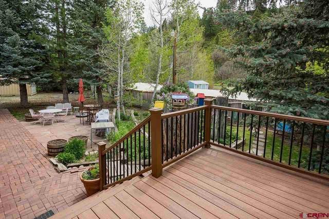 4556 County Road 240, Durango, CO 81301 (MLS #782685) :: Durango Mountain Realty