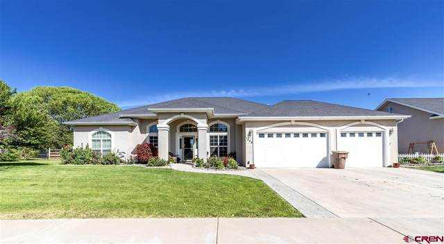 1828 Otter Pond Circle, Montrose, CO 81401 (MLS #782736) :: The Howe Group | Keller Williams Colorado West Realty