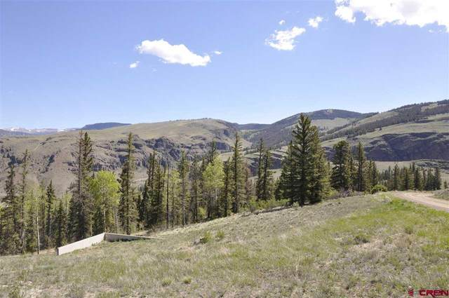 340 Wapiti Hill Road, Creede, CO 81130 (MLS #782834) :: The Howe Group | Keller Williams Colorado West Realty