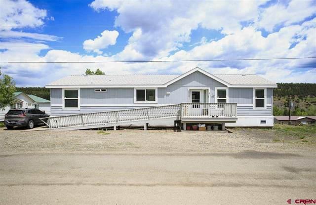 574 S 7th Street, Pagosa Springs, CO 81147 (MLS #782843) :: The Howe Group   Keller Williams Colorado West Realty