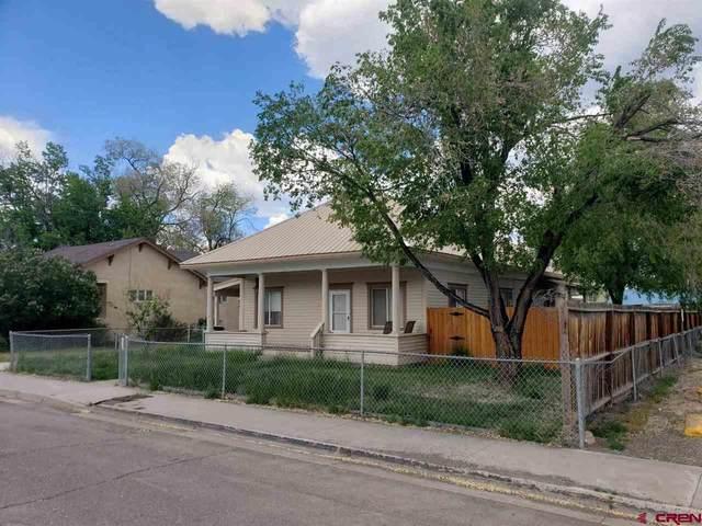 940 & 950 S 6th Street, Del Norte, CO 81132 (MLS #782872) :: The Howe Group   Keller Williams Colorado West Realty