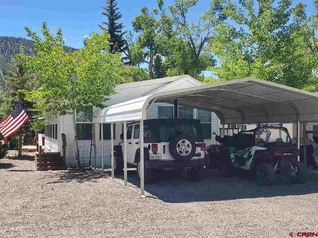 28 Okie Lane, South Fork, CO 81154 (MLS #782874) :: The Howe Group   Keller Williams Colorado West Realty