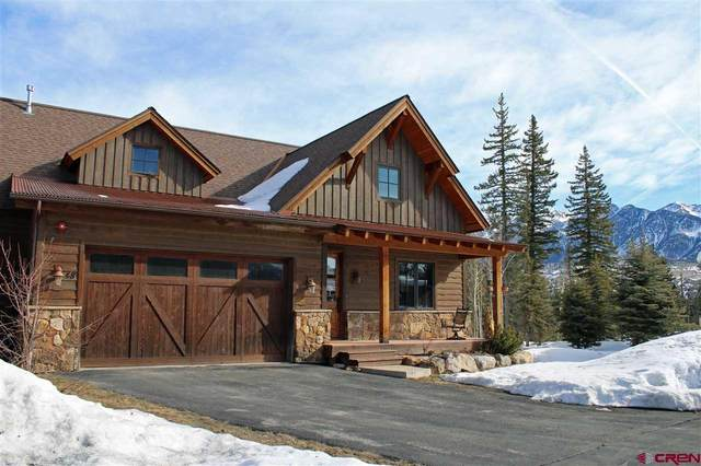 48 Penstock Court, Durango, CO 81301 (MLS #782899) :: Durango Mountain Realty