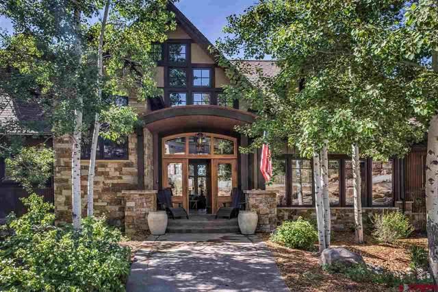 478 Monarch Crest Trail, Durango, CO 81301 (MLS #782902) :: The Dawn Howe Group | Keller Williams Colorado West Realty