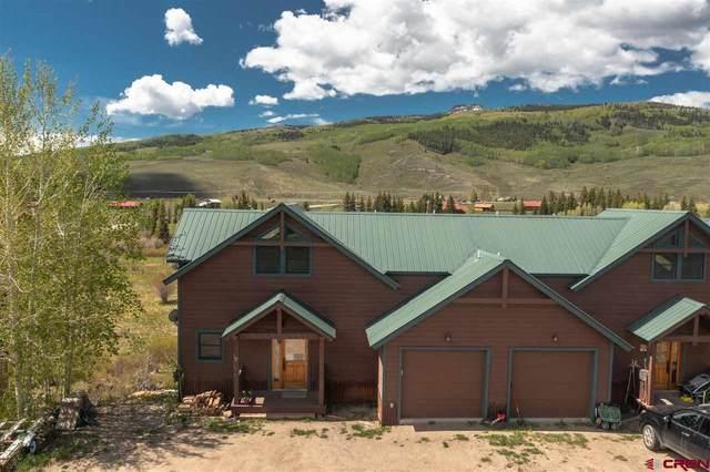 99 Cascadilla Street E, Crested Butte, CO 81224 (MLS #782924) :: Dawn Howe Group   Keller Williams Colorado West Realty
