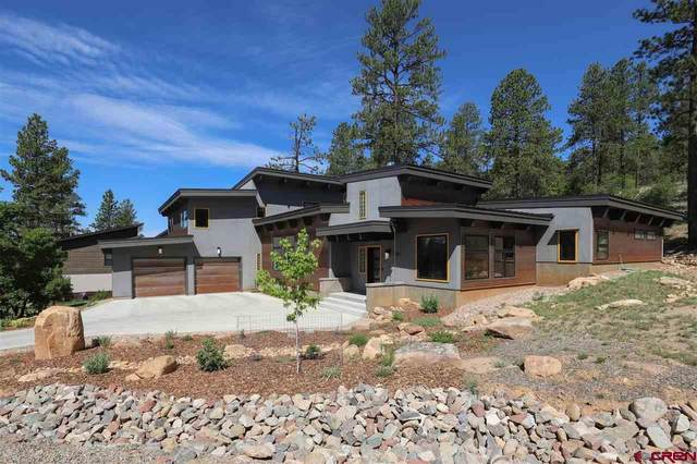 597 Red Canyon Trail, Durango, CO 81301 (MLS #783059) :: The Dawn Howe Group | Keller Williams Colorado West Realty