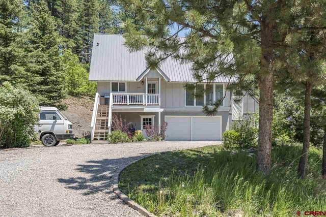 100 Trew Creek Drive, Durango, CO 81301 (MLS #783091) :: Durango Mountain Realty