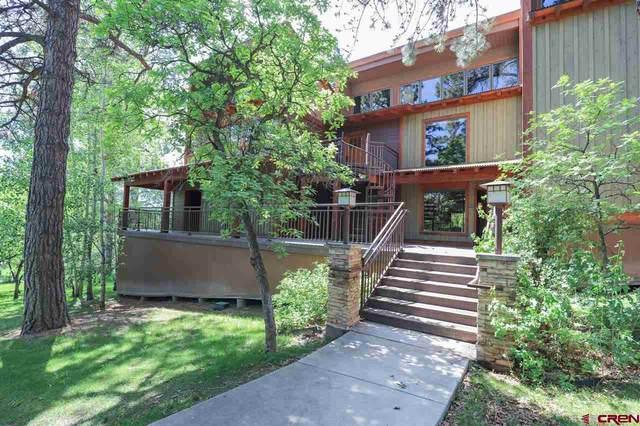 365 S Tamarron Drive #763, Durango, CO 81301 (MLS #783174) :: Durango Mountain Realty