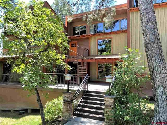 365 S Tamarron 762/763, Durango, CO 81301 (MLS #783176) :: Durango Mountain Realty