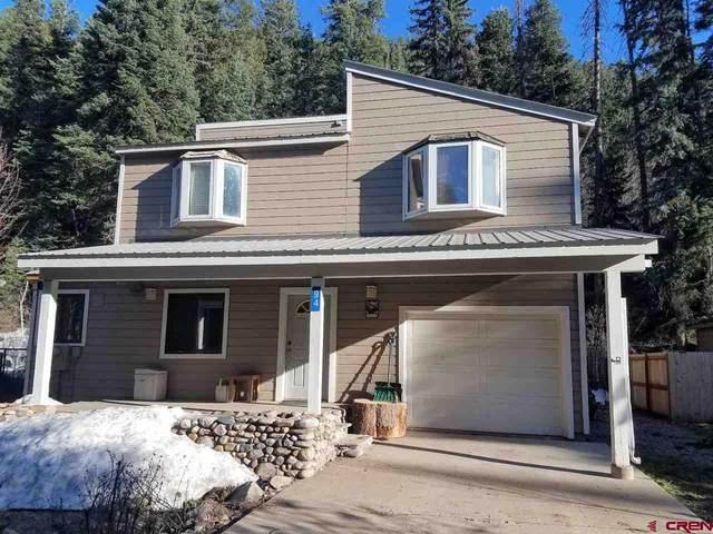 94 Verde, Durango, CO 81301 (MLS #783202) :: Durango Mountain Realty