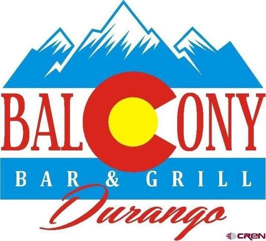 600 Main Avenue, Durango, CO 81301 (MLS #783225) :: Durango Mountain Realty