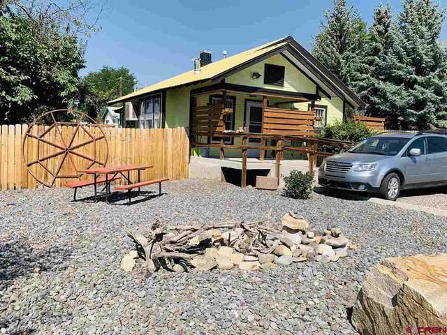 190 N Grand Mesa Drive, Cedaredge, CO 81413 (MLS #783234) :: The Dawn Howe Group | Keller Williams Colorado West Realty