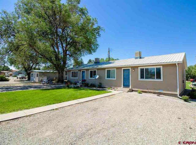512 E 4th Street, Cortez, CO 81321 (MLS #783238) :: The Howe Group | Keller Williams Colorado West Realty