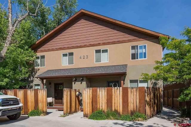 423 E 8th Avenue, Durango, CO 81301 (MLS #783329) :: Durango Mountain Realty