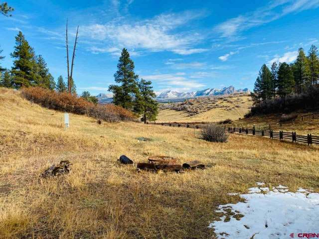 TBD Spring Valley Ranch Road, Pagosa Springs, CO 81128 (MLS #783330) :: The Howe Group | Keller Williams Colorado West Realty
