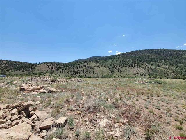 0 W Hwy 160 On Shosone Trail, South Fork, CO 81154 (MLS #783371) :: The Howe Group | Keller Williams Colorado West Realty