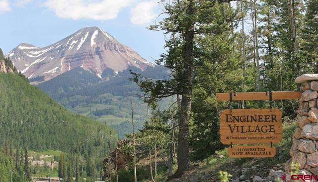 176 Engineer (Lot 30) Drive, Durango, CO 81301 (MLS #783392) :: Durango Mountain Realty