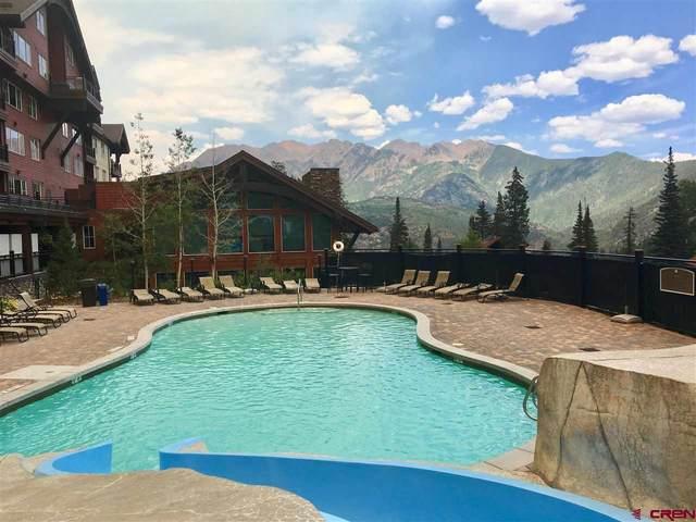 24 Sheol Street 303-B, Durango, CO 81301 (MLS #783409) :: The Howe Group | Keller Williams Colorado West Realty