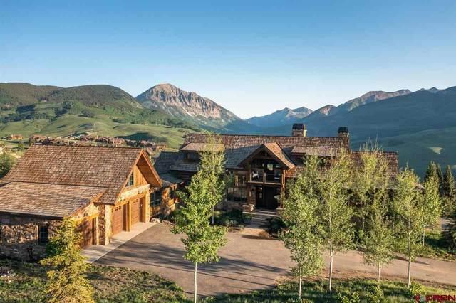 19 Kokanee Lane, Mt. Crested Butte, CO 81225 (MLS #783415) :: Dawn Howe Group   Keller Williams Colorado West Realty