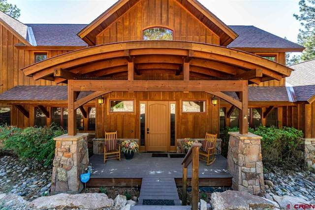 207 La Tierra Court, Pagosa Springs, CO 81147 (MLS #783535) :: The Howe Group   Keller Williams Colorado West Realty
