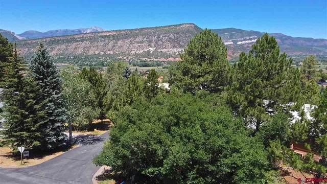 TBD Highland Hill Drive, Durango, CO 81301 (MLS #783536) :: Durango Mountain Realty