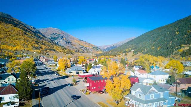 Greene & Blair Street, Silverton, CO 81433 (MLS #783671) :: The Howe Group   Keller Williams Colorado West Realty