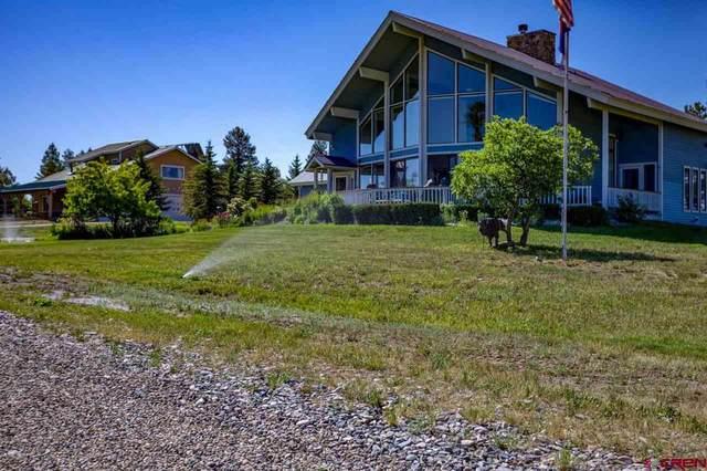 15 Walker Court, Pagosa Springs, CO 81147 (MLS #783686) :: The Howe Group   Keller Williams Colorado West Realty