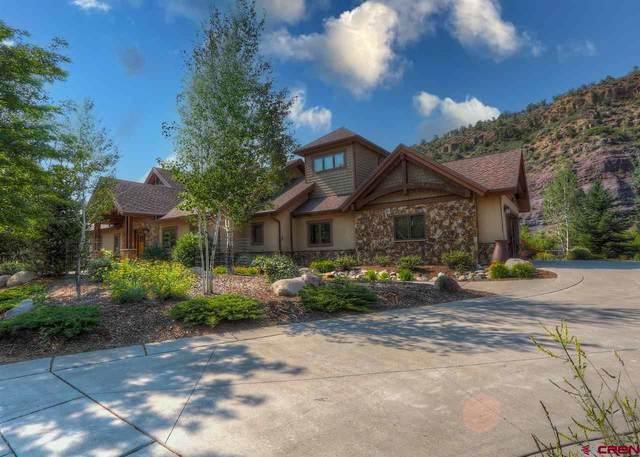126 River Oaks Drive, Durango, CO 81301 (MLS #783700) :: The Howe Group | Keller Williams Colorado West Realty