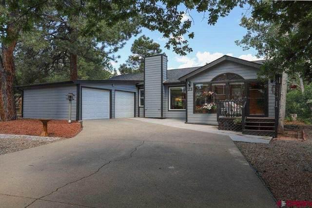 23 Spruce Court, Durango, CO 81301 (MLS #783717) :: Durango Mountain Realty