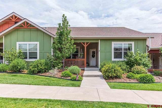 128 Sierra Vista Street #4, Durango, CO 81301 (MLS #783734) :: Durango Mountain Realty