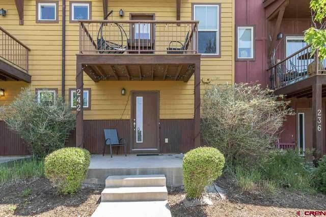 242 Buena Vida Avenue C, Durango, CO 81301 (MLS #783814) :: Durango Mountain Realty