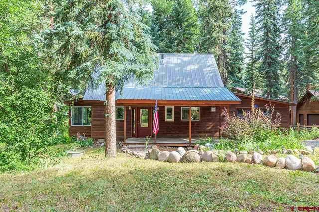 47 Verde Lane, Durango, CO 81301 (MLS #783833) :: Durango Mountain Realty