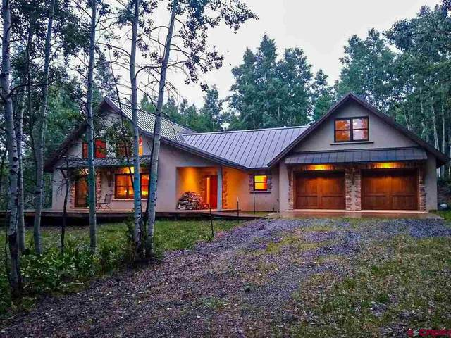 20434 Stoney Creek Road, Hotchkiss, CO 81419 (MLS #783840) :: The Howe Group | Keller Williams Colorado West Realty
