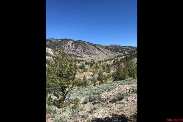 901 S Water Street, Lake City, CO 81235 (MLS #783849) :: The Howe Group | Keller Williams Colorado West Realty