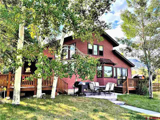 664 Aspen Drive, South Fork, CO 81154 (MLS #783851) :: The Howe Group | Keller Williams Colorado West Realty