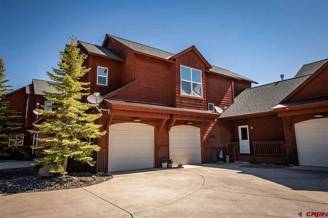 620 Lakeside Drive #6, Pagosa Springs, CO 81147 (MLS #783904) :: The Howe Group | Keller Williams Colorado West Realty
