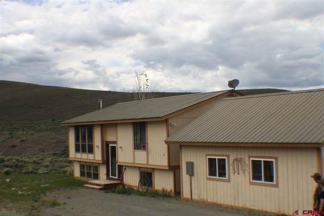 708 Antelope Road, Gunnison, CO 81230 (MLS #783940) :: The Howe Group | Keller Williams Colorado West Realty