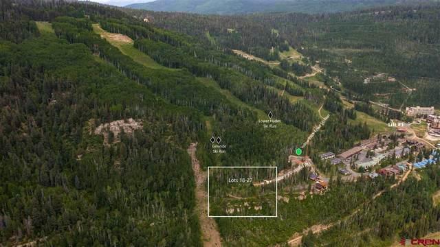 95 Double Diamond (Lot 19) Drive, Durango, CO 81301 (MLS #784078) :: Durango Mountain Realty