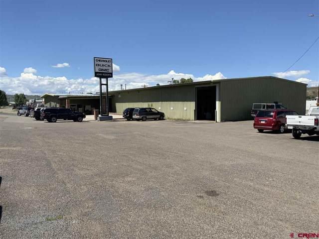 212 Us Highway 50, Gunnison, CO 81230 (MLS #784126) :: Dawn Howe Group   Keller Williams Colorado West Realty