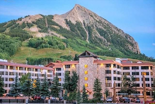 6 Emmons Road #479, Mt. Crested Butte, CO 81225 (MLS #784145) :: Dawn Howe Group   Keller Williams Colorado West Realty