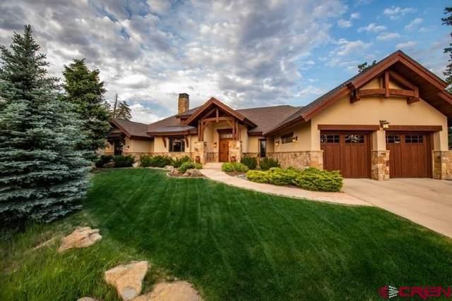 484 Sage Circle, Pagosa Springs, CO 81147 (MLS #784163) :: The Howe Group   Keller Williams Colorado West Realty